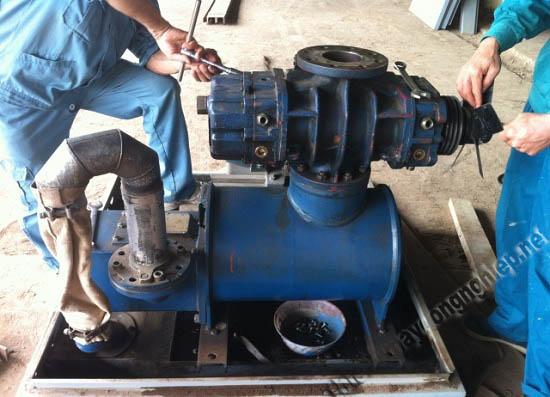 lỗi kỹ thuật máy nén khí cần chuyên gia xử lý?