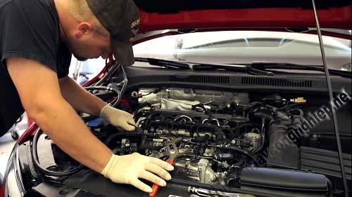Nên kiểm tra các bộ phận của xe ô tô thường xuyên