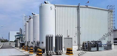 Những thông tin về khí công nghiệp