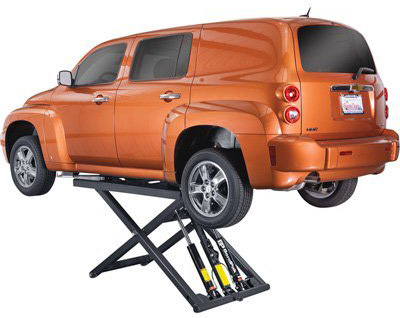 BendPak 6,000lb Portable Mid-Rise Scissor Lift