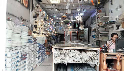 Kinh doanh cửa hàng thiết bị điện công nghiệp