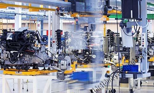 Thiết bị máy móc công nghiệp được ứng dụng rất nhiều trong công nghiệp