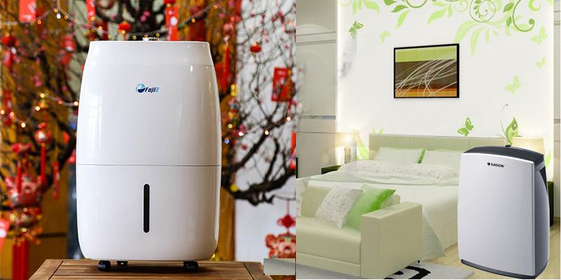 máy hút ẩm gia đình loại nào tốt?