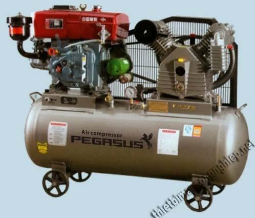 Phân loại các loại máy nén khí cao áp mới nhất