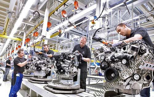 Máy nén khí cao áp thường có công suất lớn và được sử dụng rất rộng rãi