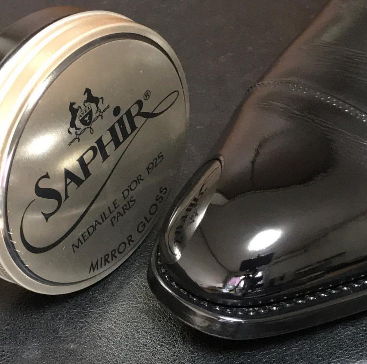xi đánh giày da sáp