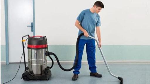 Máy hút bụi cho khả năng làm sạch bề mặt sàn