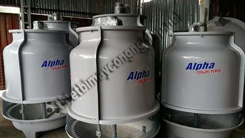 Tháp hạ nhiệt nước Alpha - thiết bị giải nhiệt nước hiệu quả