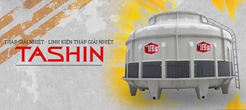 Tashin- Thương hiệu tháp giải nhiệt bán chạy nhất hiện nay