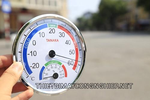 hiểu chỉnh nhiệt ẩm kế