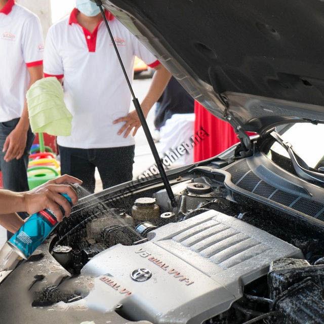 dung dịch chuyên rửa xe ô tô