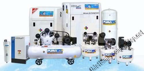 Phân biệt máy nén khí puma chính hãng