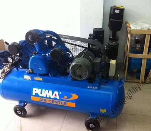 Đánh giá ưu nhược điểm của máy bơm nén khí Puma Đài Loan