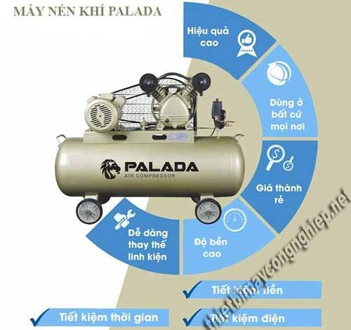 Các loại máy nén khí công nghiệp phổ biến hiện nay