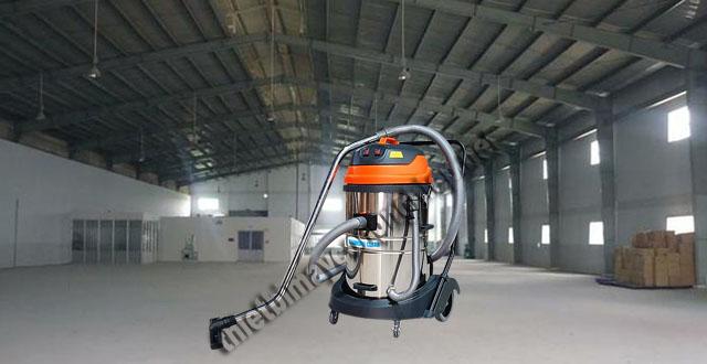Ứng dụng của máy hút bụi công nghiệp KF70A