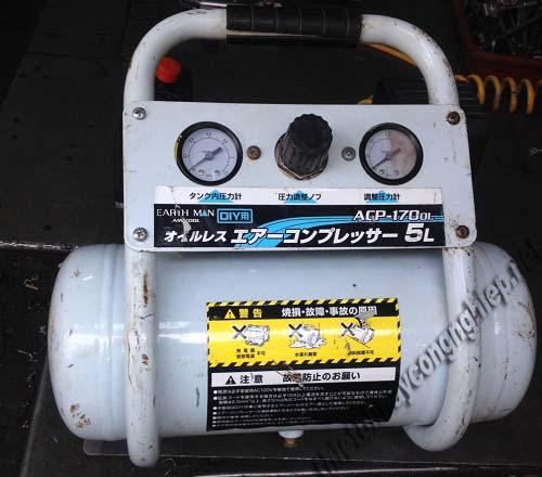Mua máy nén khí mini cũ giúp người dùng tiết kiệm nhiều chi phí