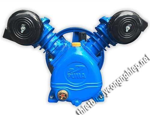 Đầu nén của thiết bị là bộ phận quan trọng trong hệ thống nén khí