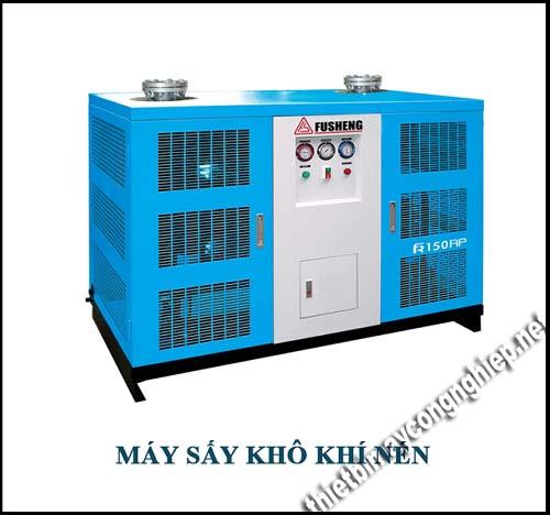 Thiết bị máy sấy khô khí nén giúp làm khô và làm sạch khí nén hiệu quả