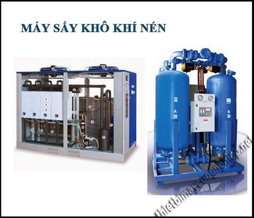 Vai trò và ứng dụng của máy sấy khô khí nén trong cuộc sống