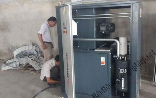 Chia sẻ cách sửa chữa các lỗi thường gặp ở máy nén khí trục vít