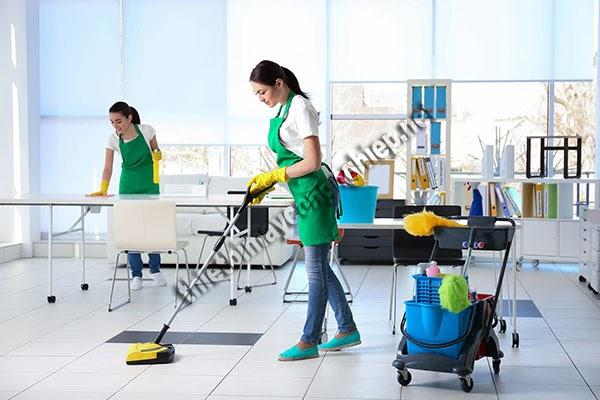 Những nội dung công việc cần làm với dịch vụ dọn vệ sinh