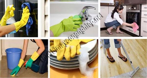 Tại sao cần phải sử dụng các dụng cụ hỗ trợ vệ sinh cho nhà cửa?