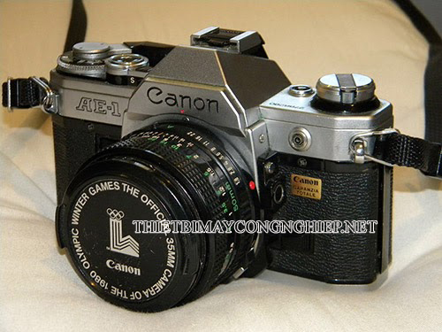 máy ảnh cơ cho người mới