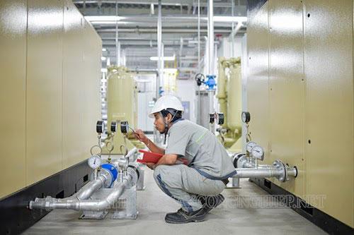 khắc phục máy nén khí xì hơi như thế nào