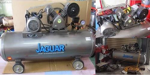 máy nén khí bị yếu nguyên nhân do đâu