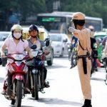 Mách bạn cách đi xe máy không bị công an bắt