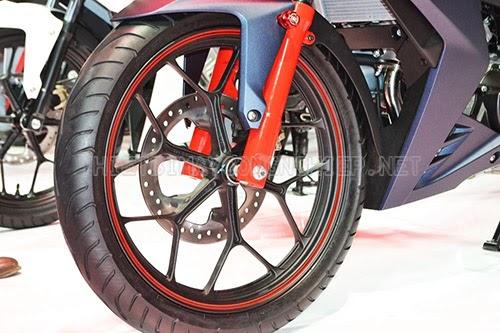 lốp xe máy không ruột