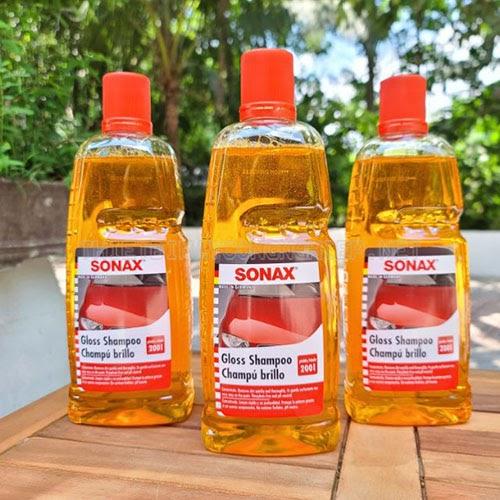 Nước rửa xe chuyên dụng Sonax