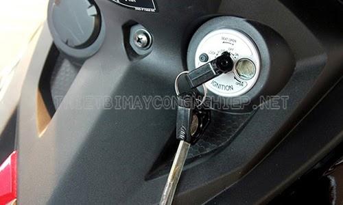 ổ khóa xe lead 110 giá bao nhiêu