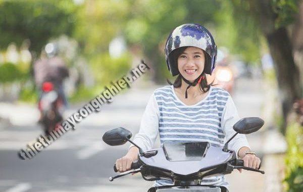 các kiểu xe máy dành cho nữ