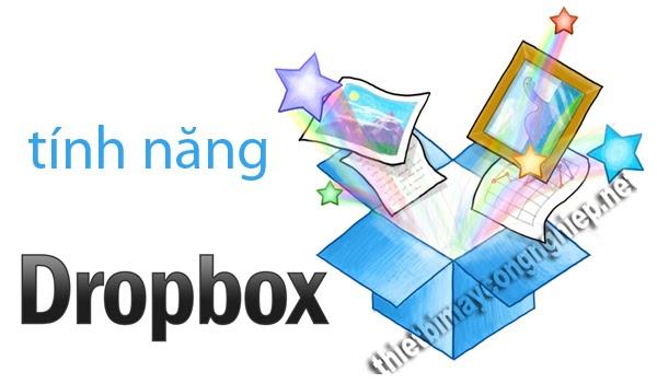 dropbox là dịch vụ gì