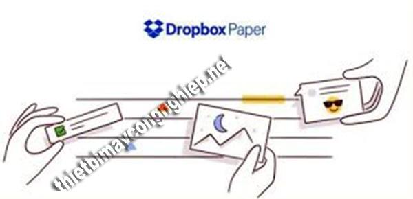 dropbox paper là gì