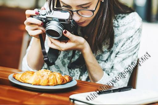 food photography là gì