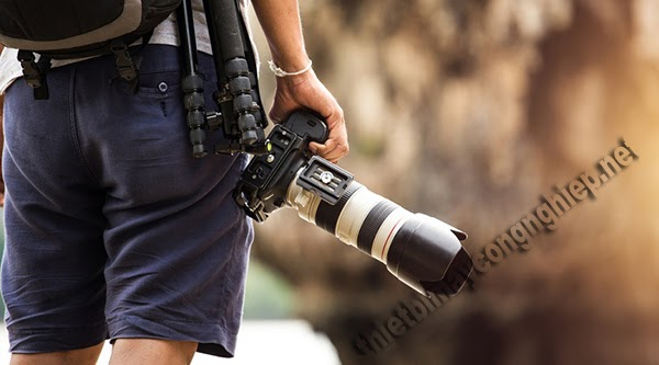 làm photographer là gì