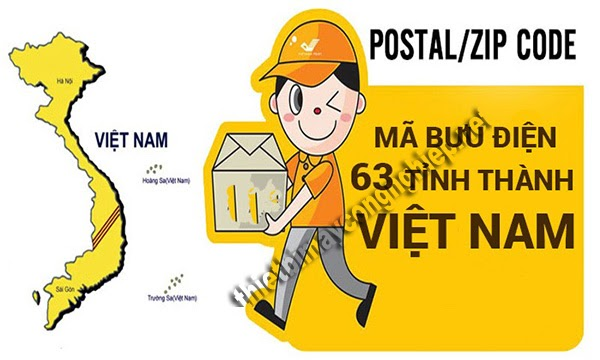 mã bưu điện là gì