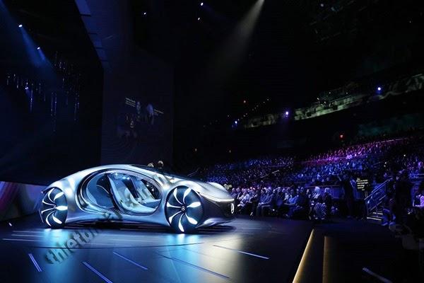 mẫu xe concept là gì
