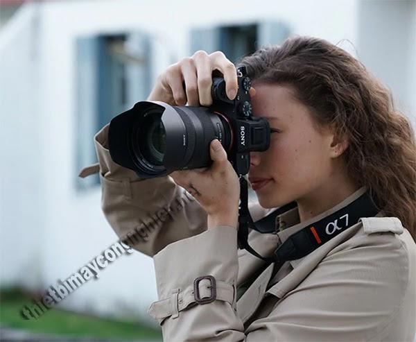 máy ảnh crop là gì