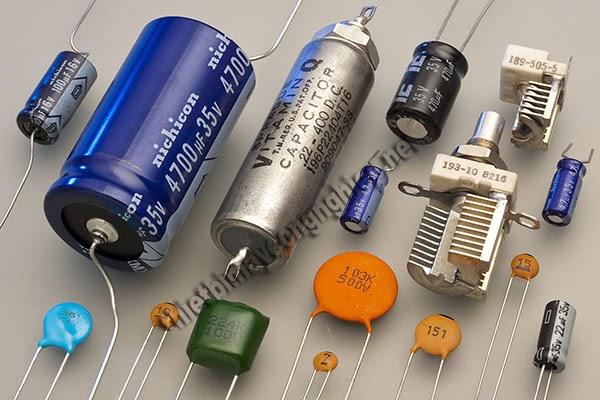 Tác dụng tụ điện là gì