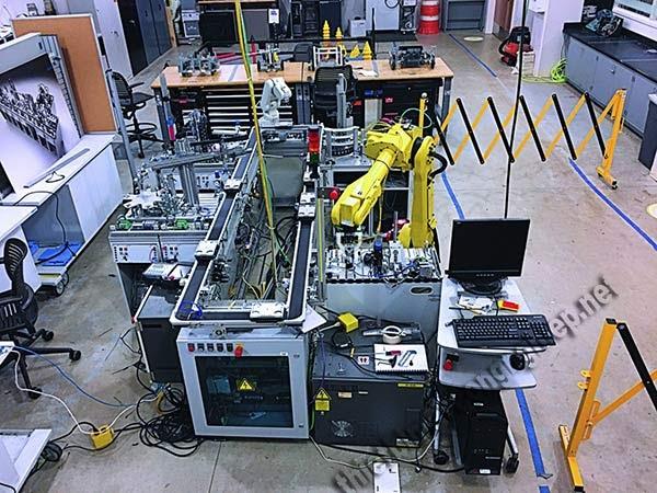 Bố trí, sắp xếp các vùng mạch và tín hiệu bằng máy tính