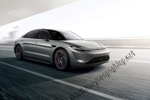 xe concept hãng sony