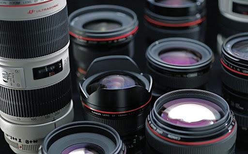 ống kính ảnh kỹ thuật số