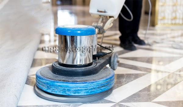 bán máy chà sàn cũ