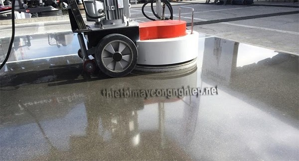 máy chà sàn bê tông