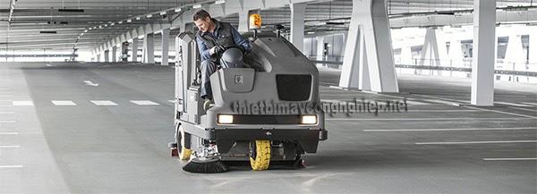 máy chà sàn công nghiệp