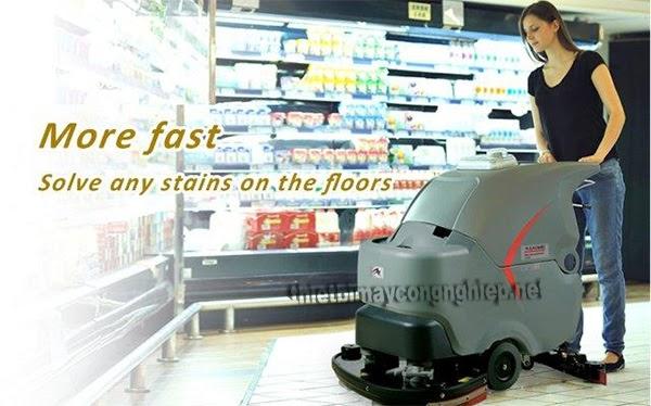 máy chà sàn công nghiệp grammy