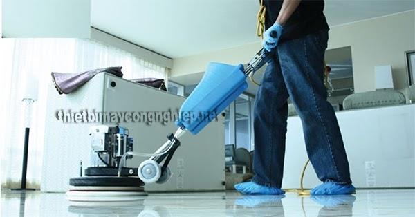 phụ kiện máy chà sàn công nghiệp